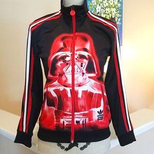 Adidas STAR WARS rare Darth Vader Track Jacket M